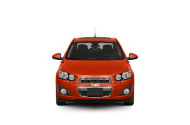 Surround Front Profile  2012 Chevrolet Sonic