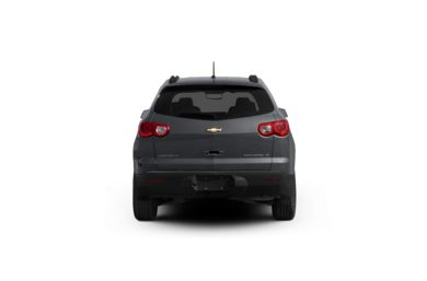 Surround Rear Profile 2012 Chevrolet Traverse