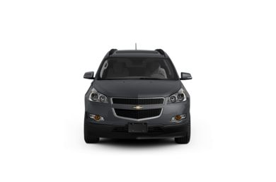 Surround Front Profile  2012 Chevrolet Traverse