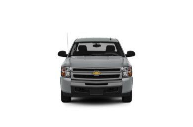 Surround Front Profile  2012 Chevrolet Silverado 1500