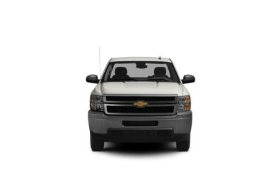 Surround Front Profile  2012 Chevrolet Silverado 2500HD