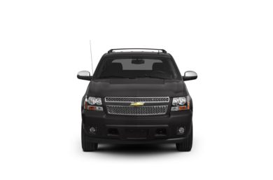 Surround Front Profile  2012 Chevrolet Avalanche