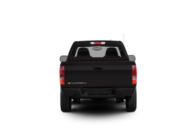 Surround Rear Profile 2012 Chevrolet Colorado