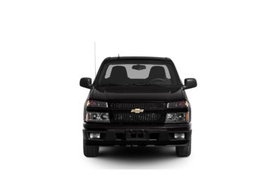 Surround Front Profile  2012 Chevrolet Colorado
