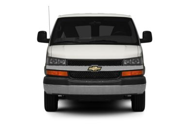 Grille  2012 Chevrolet Express 3500