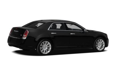 3/4 Rear Glamour  2012 Chrysler 300