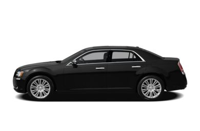 90 Degree Profile 2012 Chrysler 300
