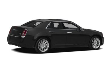 3/4 Rear Glamour  2012 Chrysler 300C