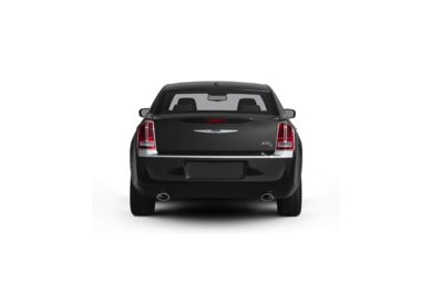 Surround Rear Profile 2012 Chrysler 300C