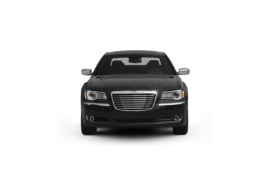 Surround Front Profile  2012 Chrysler 300C