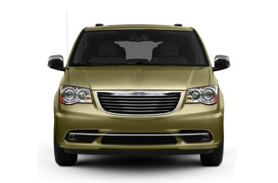 Grille  2012 Chrysler Town & Country
