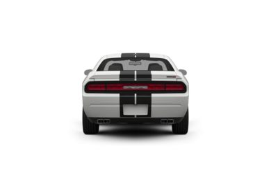 Surround Rear Profile 2012 Dodge Challenger