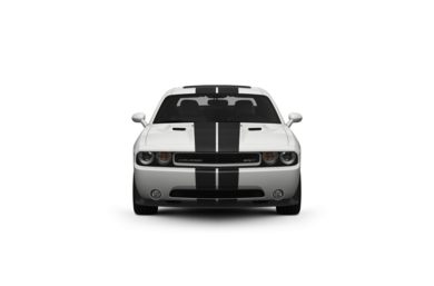 Surround Front Profile  2012 Dodge Challenger