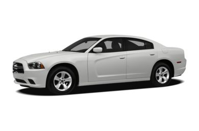 3/4 Front Glamour 2012 Dodge Charger