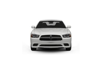 Surround Front Profile  2012 Dodge Charger