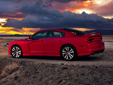 oem exterior 2014 dodge charger - Dodge Charger 2014 Red