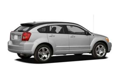 3/4 Rear Glamour  2012 Dodge Caliber