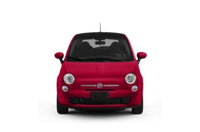 Surround Front Profile  2012 FIAT 500