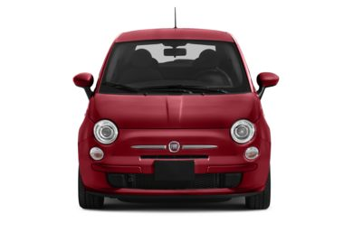 Grille  2014 FIAT 500
