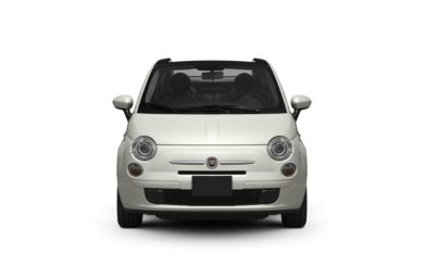 Surround Front Profile  2012 FIAT 500c