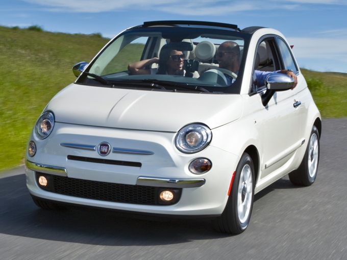 2016 fiat 500c styles features highlights. Black Bedroom Furniture Sets. Home Design Ideas