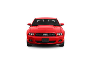 Surround Front Profile  2012 Ford Mustang