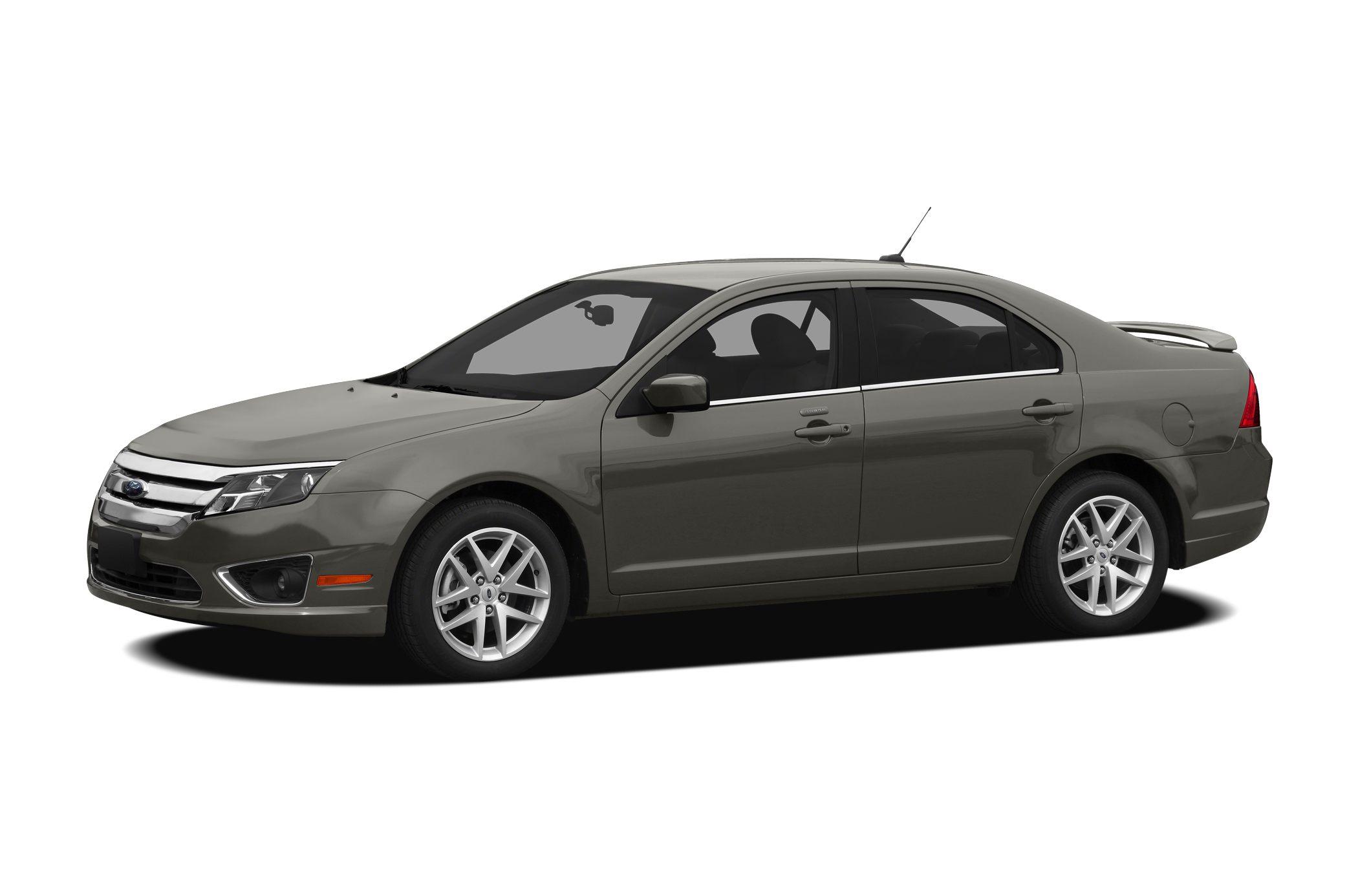 Grey Ford Fusion