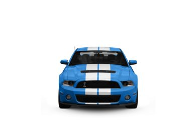 Surround Front Profile  2012 Ford Shelby GT500