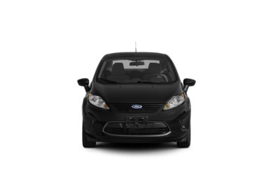 Surround Front Profile  2012 Ford Fiesta