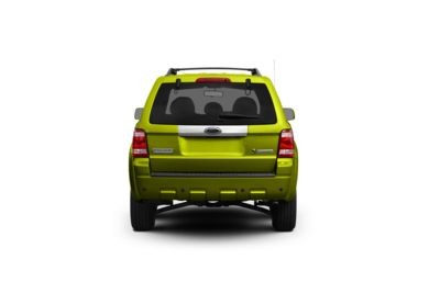 Surround Rear Profile 2012 Ford Escape Hybrid