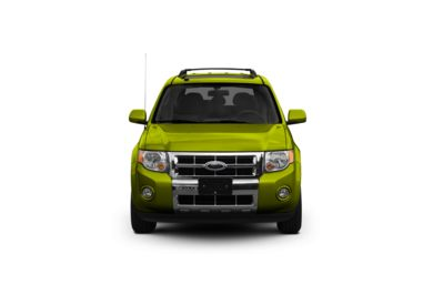 Surround Front Profile  2012 Ford Escape Hybrid