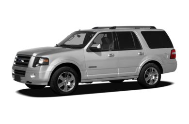 3/4 Front Glamour 2012 Ford Expedition