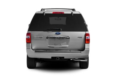 Rear Profile  2012 Ford Expedition
