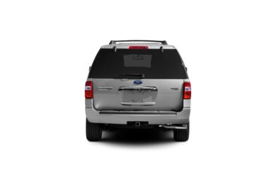 Surround Rear Profile 2012 Ford Expedition