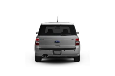 Surround Rear Profile 2012 Ford Flex