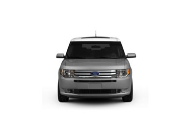 Surround Front Profile  2012 Ford Flex