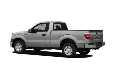 Surround 3/4 Rear - Drivers Side  2012 Ford F-150