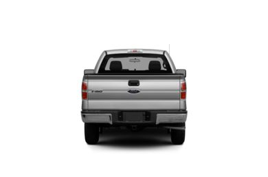 Surround Rear Profile 2012 Ford F-150