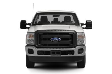 Grille  2012 Ford F-250