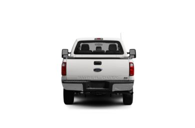 Surround Rear Profile 2012 Ford F-250