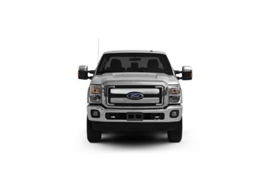 Surround Front Profile  2012 Ford F-250