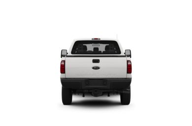 Surround Rear Profile 2012 Ford F-350