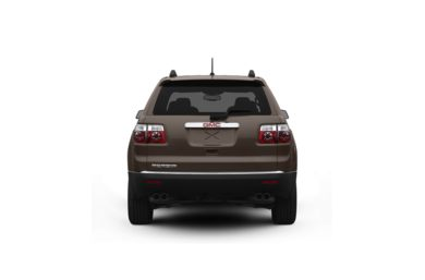 Surround Rear Profile 2012 GMC Acadia