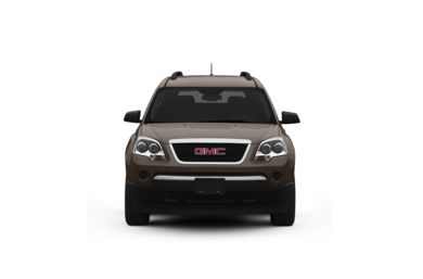 Surround Front Profile  2012 GMC Acadia