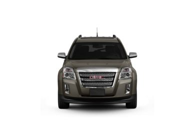Surround Front Profile  2012 GMC Terrain