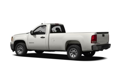 Surround 3/4 Rear - Drivers Side  2012 GMC Sierra 1500