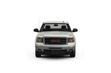Surround Front Profile  2012 GMC Sierra 1500