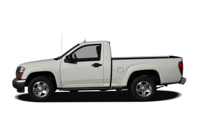 90 Degree Profile 2012 GMC Canyon
