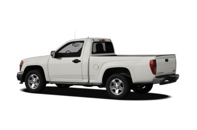 Surround 3/4 Rear - Drivers Side  2012 GMC Canyon