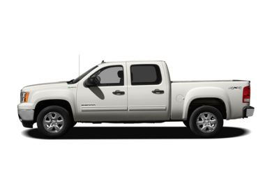 90 Degree Profile 2012 GMC Sierra 1500 Hybrid